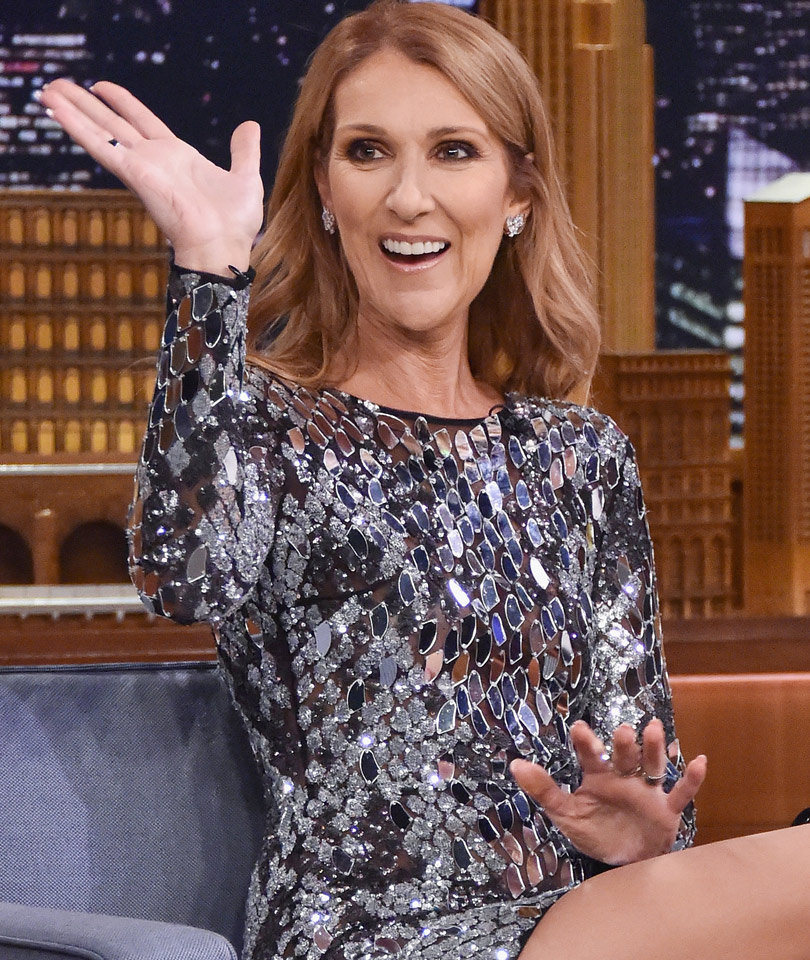 Celine Dion Nails Musical Impressions of Rihanna, Sia & Michael Jackson on…