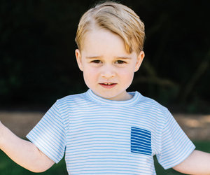Prince George Turns 3 -- See His Adorable New Birthday Portraits!