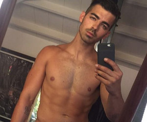 Nick Who?! Everyone's Freaking Out Over Shirtless Joe Jonas Pic!