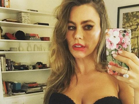 Sofia Vergara, Cristiano Ronaldo, Paris Hilton & More -- See This Week's Best…