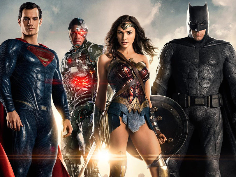 """""""Justice League"""" & """"Wonder Woman"""" Trailers Are HERE!"""