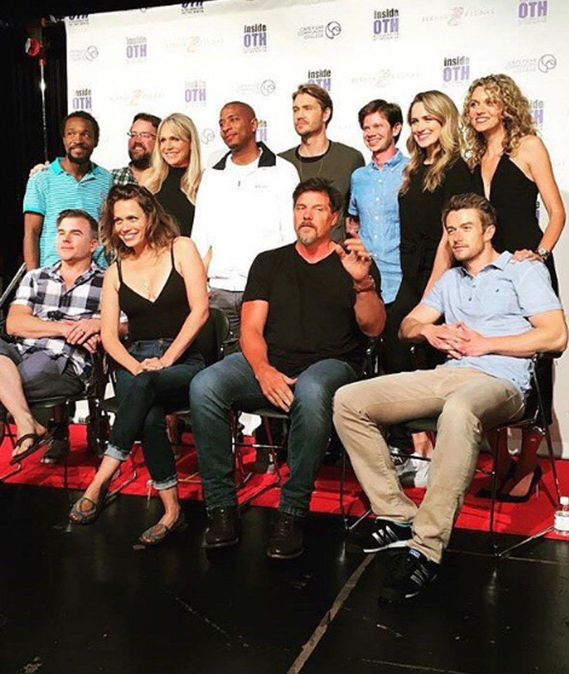"See the ""One Tree Hill"" Cast Reunite and Sing the Theme Song!"