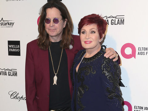 "Ozzy Osbourne on Marriage to Sharon: ""Some Days It's Good, Some Days It's Terrible"""