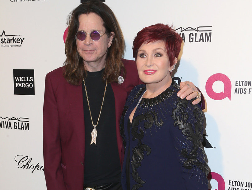 "Ozzy Osbourne on Marriage to Sharon: ""Some Days It's Good, Some Days It's…"