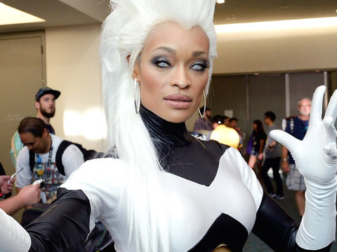 "Storm, ""Star Wars"" & More -- See the Best Cosplay from Comic-Con 2016!"