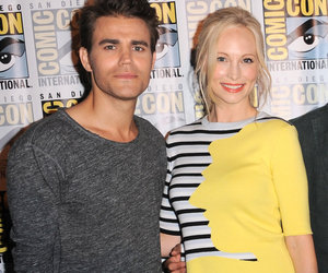 "Paul & Candice Tease ""June Wedding"" for Steroline"