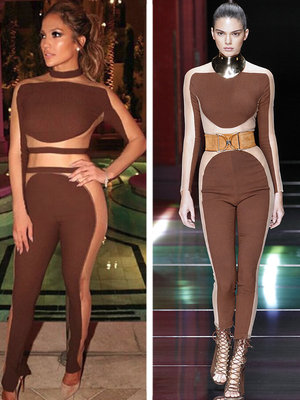 J.Lo vs. Kendall: Who Wore Sexy Jumpsuit Better?
