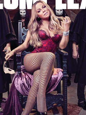 """Mariah Carey Shades The Kardashians, Admits She """"Never Thought"""" She'd Divorce Nick Cannon"""
