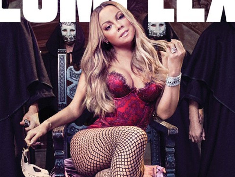 "Mariah Carey Shades The Kardashians, Admits She ""Never Thought"" She'd Divorce…"