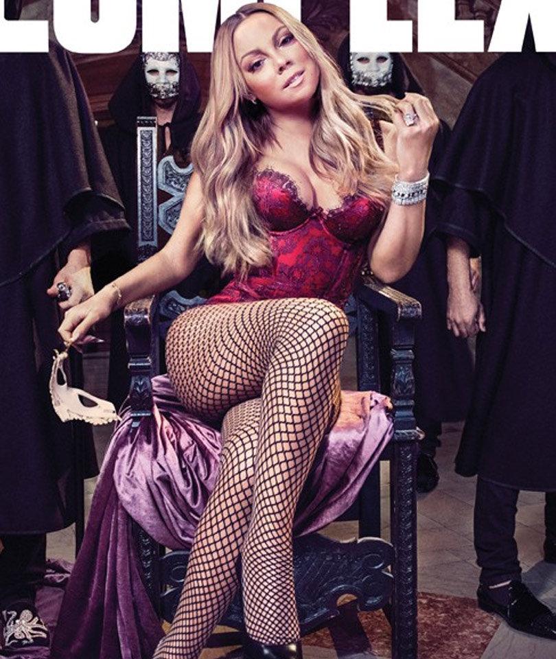 "Mariah Carey Shades The Kardashians, Admits She ""Never Thought"" She'd Divorce…"