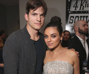 Mila Kunis Gets Grilled on Ashton Kutcher's Penis Size