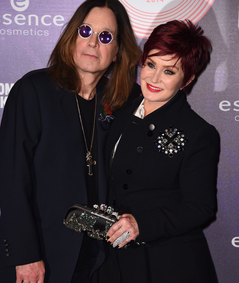 "Sharon Osbourne Says Ozzy Is a ""Dirty Dog"" After Affair Rumors -- ""It's Been Very Hard"""