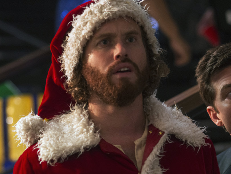 "Booze, Hookups & Loose Reindeer -- See the First Trailer for ""Office…"
