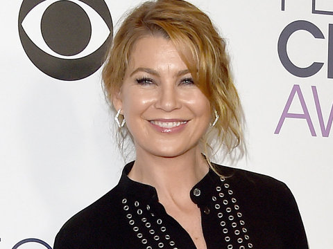 Ellen Pompeo Slams Eating Disorder and Plastic Surgery Rumors