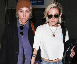 "Kristen Stewart Says She's ""Really In Love"" with Girlfriend"