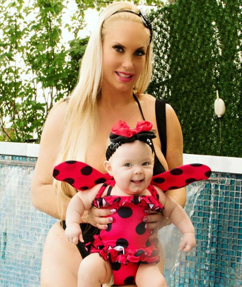 Coco Austin Baby