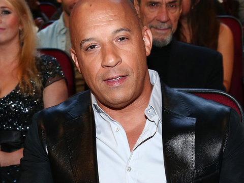 "Vin Diesel Shares Video of Daughter Hania Riley on Set of ""Fast & Furious 8"""