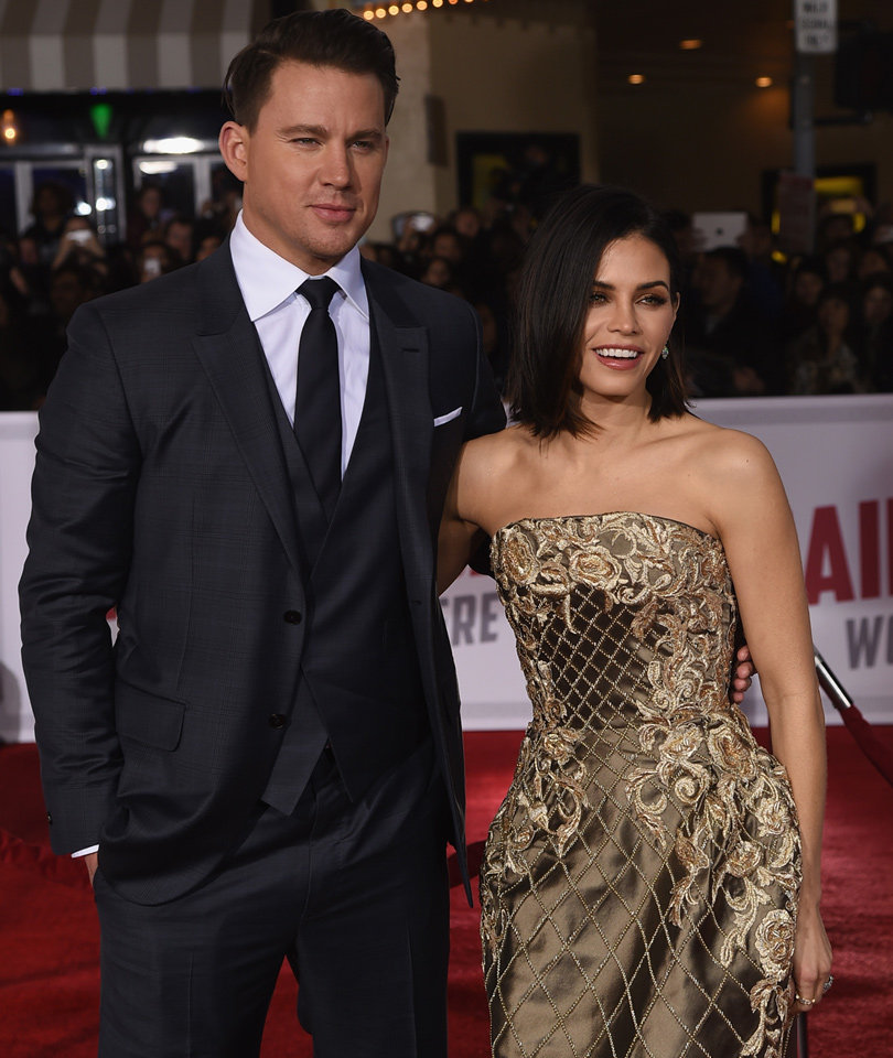 "Jenna Dewan Tatum Talks Marriage & Kids With Channing Tatum: ""I Just Try To Figure It Out"""