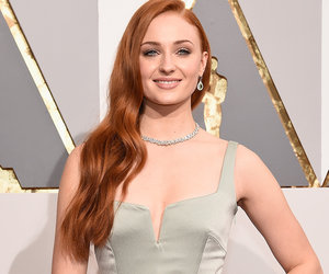 Sansa Goes Platinum Blonde -- Wait'll You See Her New ''Do!