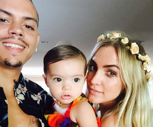 Ashlee & Evan Celebrate Jagger's First Birthday