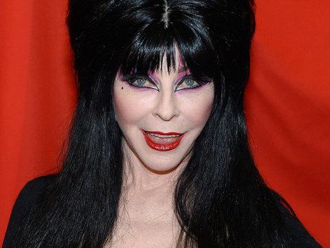 Elvira on Very First Photoshoot: My Hair Was Super Flat!