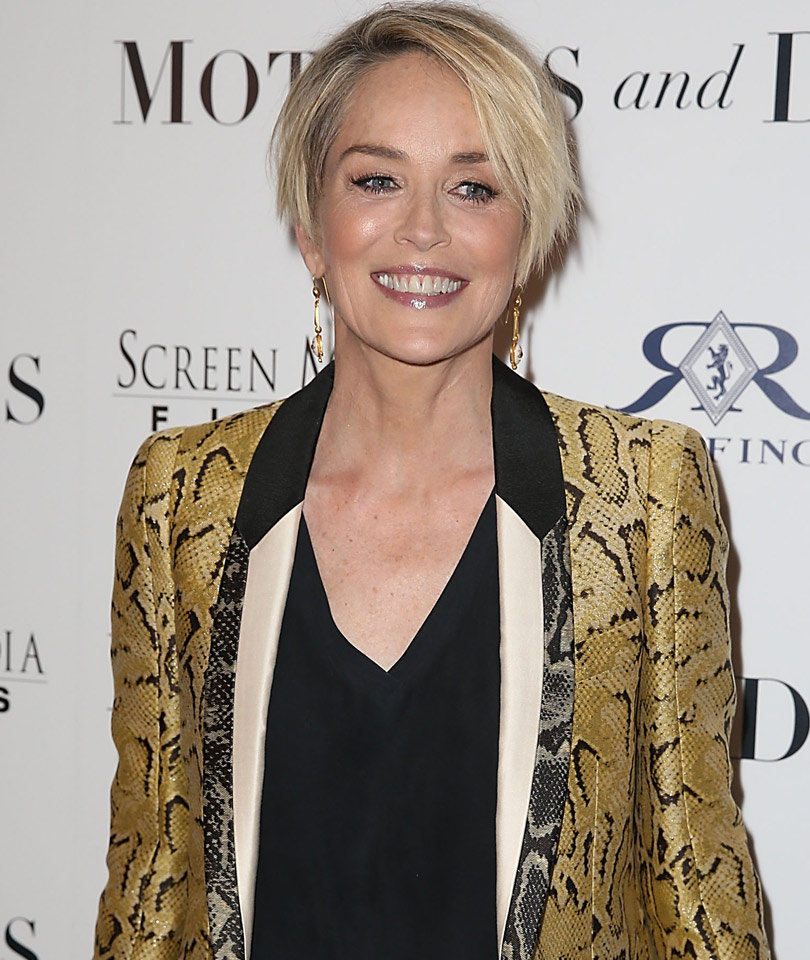 Sharon Stone, 58, Shows Off Ridiculously Fit Bikini Bod