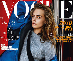 Cara Delevingne Thinks It's Great If People Want to Say She's Gay