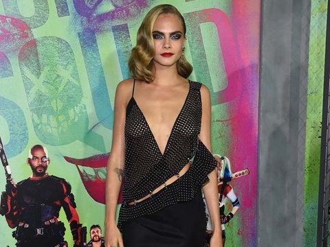 Cara Delevingne's Edgy Look -- Fab or Drab?