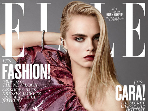 "Cara Delevingne Talks Battle With Depression: ""Somehow I Came Through The Other End"""