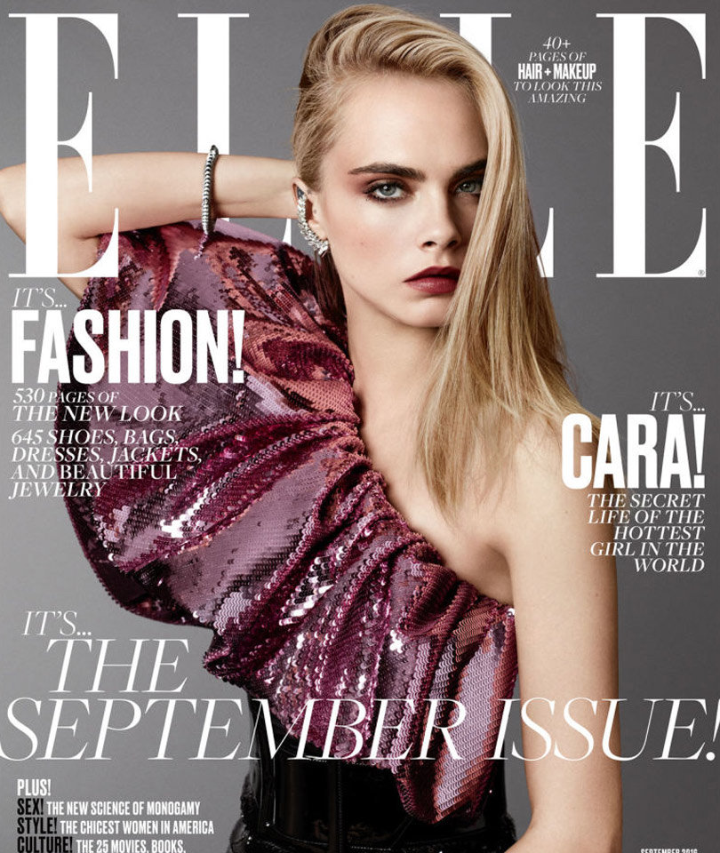 "Cara Delevingne Talks Battle With Depression: ""Somehow I Came Through The Other…"