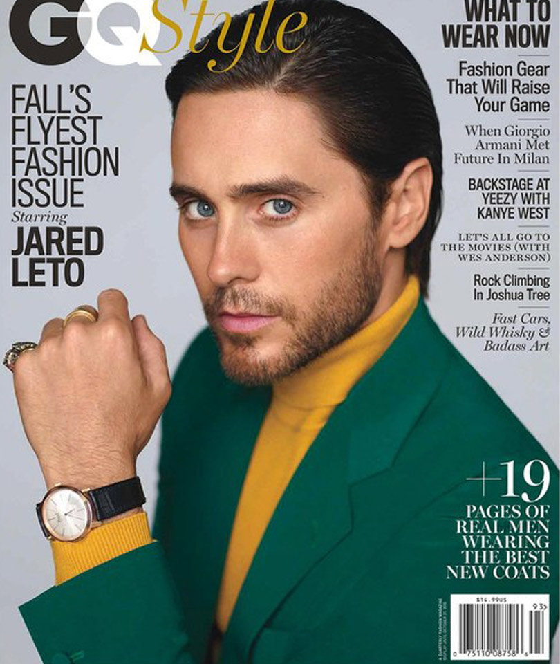 "Jared Leto Talks Dealing With Tabloid Gossip: ""I've Had Rumors Bother Me"""