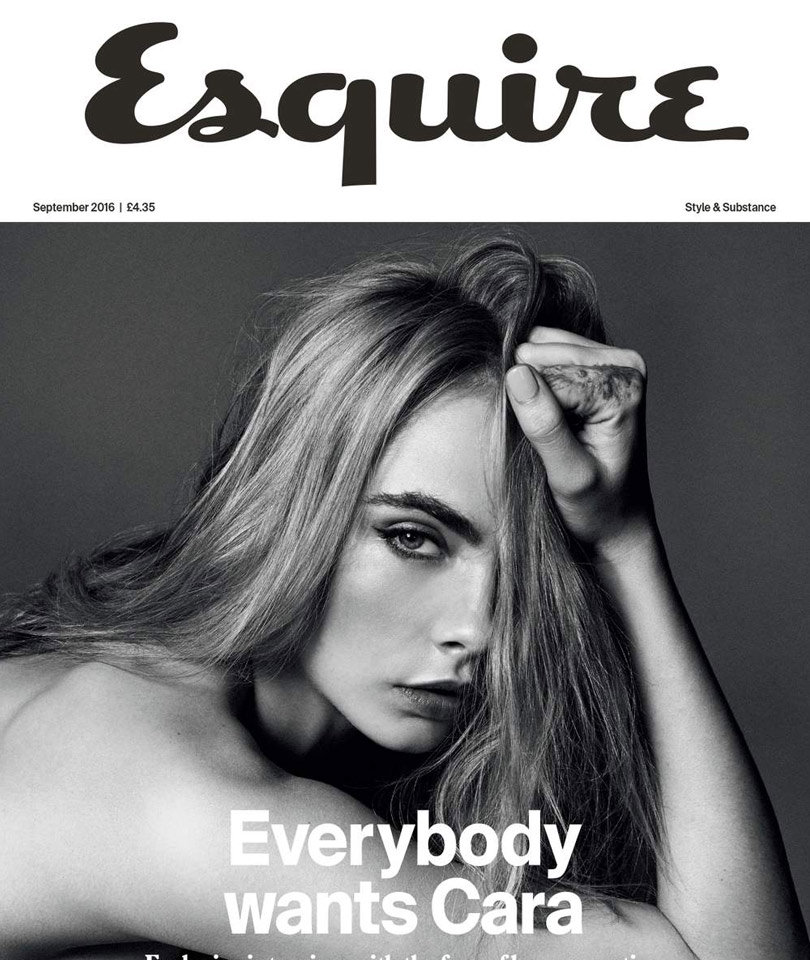 "Cara Delevingne Opens Up About Her Suicidal Teenage Years: ""All I Wanted to Do Was Die"""