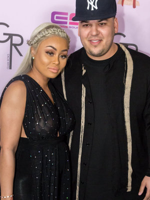 """Rob & Chyna"" Sneak Peek Gives Us PDA & Major Drama"