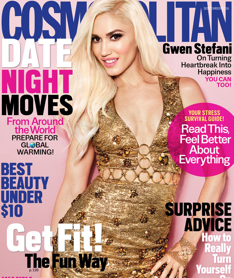 "Gwen Stefani Talks Split From Gavin Rossdale: ""I Went Through Months and Months…"