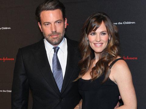 Garner Reveals What's REALLY Going on Between Her & Ben!