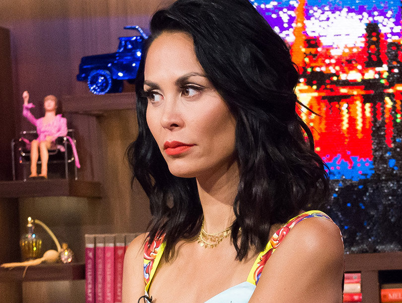 """RHONY"" Star Speaks Out on Divorce, Husband's Alleged Affair"