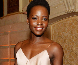 Sexy In Stripes! Lupita Nyong'o Flaunts Killer Bikini Bod