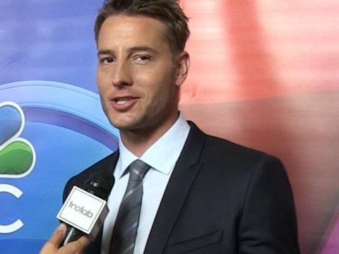 Justin Hartley Talks Romantic Proposal & New Series
