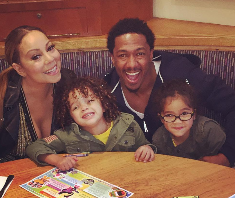"Mariah Carey Talks ""Co-Parenting"" With Ex Nick Cannon: ""It's the Right Thing to Do"""