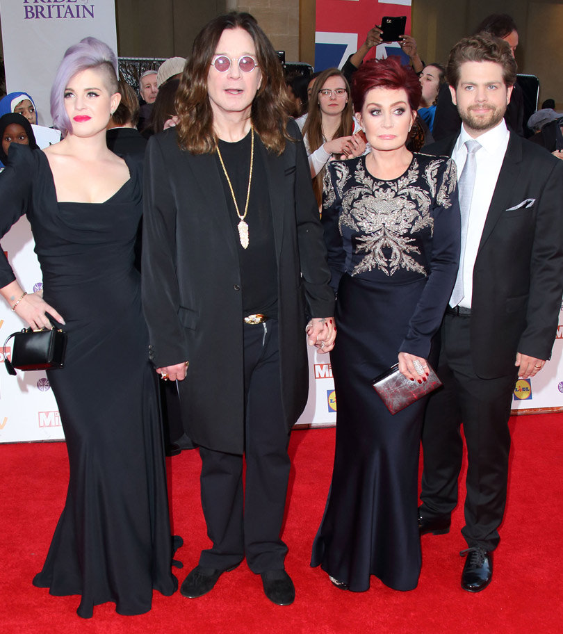"""Jack Osbourne Admits His Parents """"Don't Have a Picture-Perfect Marriage"""""""