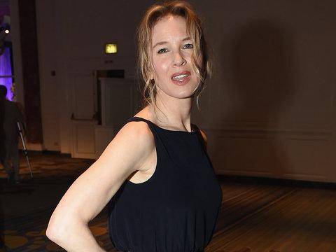 Renee Zellweger Tackles Plastic Surgery Talk Head On