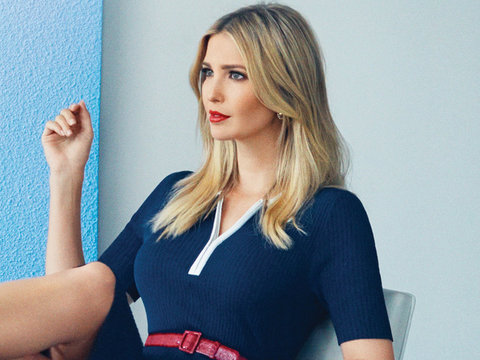 "Ivanka Trump on Her Role in Her Father's Campaign: ""My Role Is Daughter"""