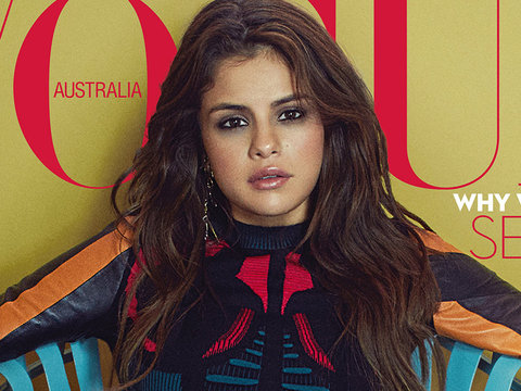 Selena Gomez Talks About Dating in the Spotlight