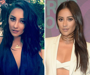 Shay Mitchell -- Short or Long?