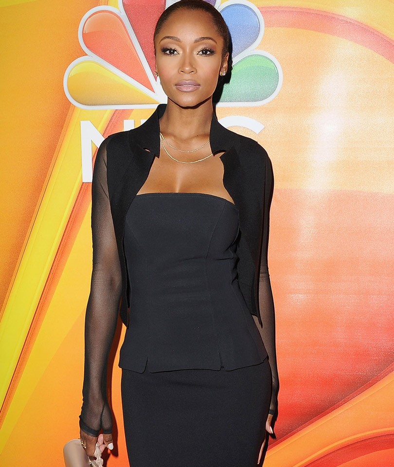 "Why Yaya DaCosta Won't Be Watching the ""America's Next Top Model"" Reboot"