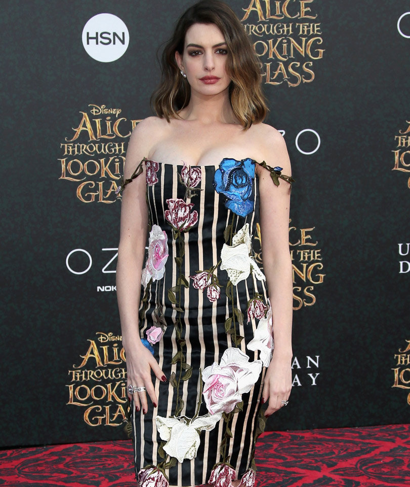 "Anne Hathaway Shuts Down Post-Baby Body Shamers: ""There Is No Shame If It Takes…"