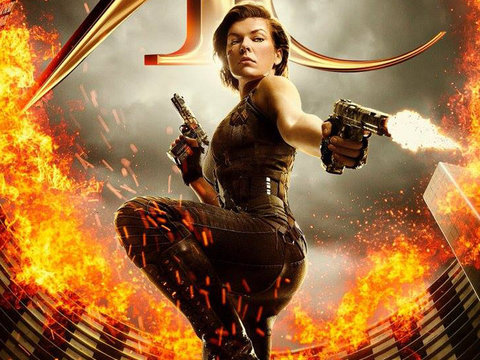 """It All Ends Here -- See First Trailer for """"Resident Evil: The Final Chapter"""""""