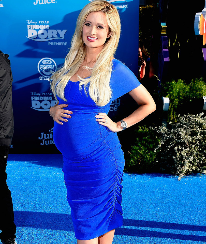 Holly Madison Gives Birth to Baby No. 2