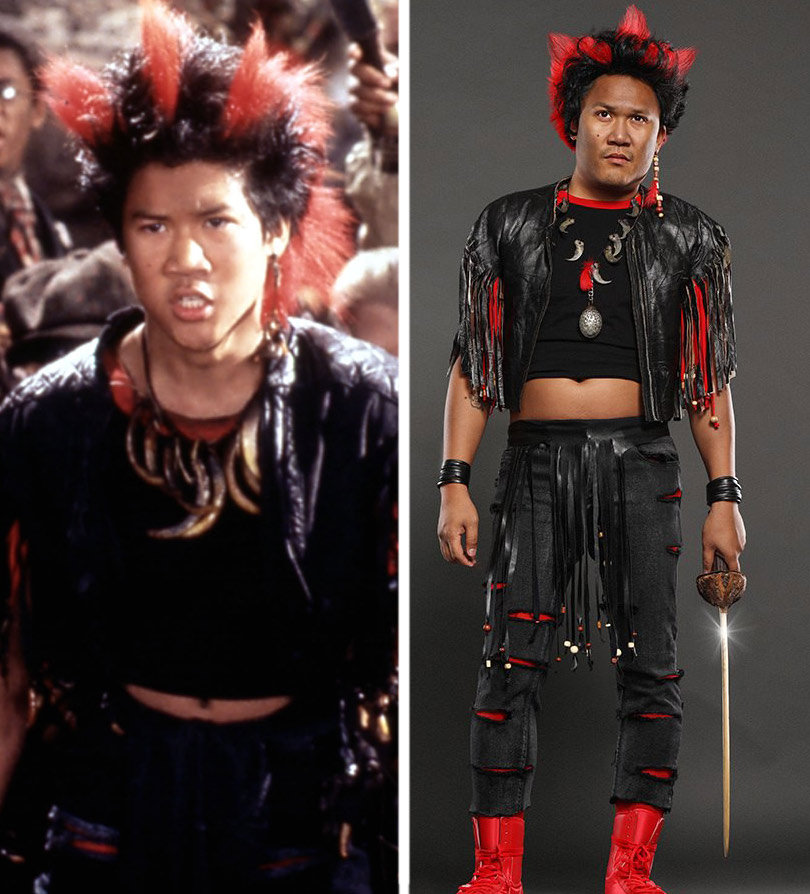 "The Lost Boys of ""Hook"" Reunite 25 Years Later -- See Rufio Back In Costume!"