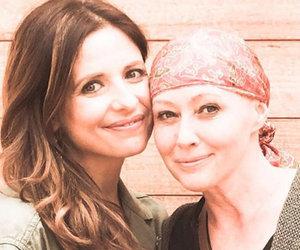 """Gellar Praises """"Brave Friend"""" Shannen Doherty Amid Breast Cancer Battle"""
